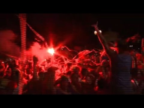 Lisbon explodes with joy after Portugal win Euro 2016