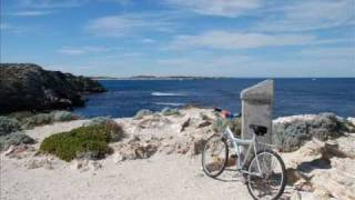 """海南風 with Scenery of Rottnest Island , Australia. """"Kai-Nam-Poo"""" i..."""