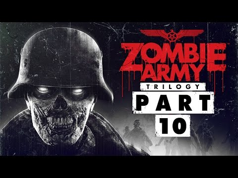 "Zombie Army Trilogy - Let's Play - Part 10 - [Ep.2: Back To Berlin] - ""Tower Of Hellfire"""