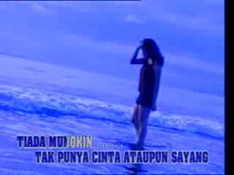 SEBATAS ANGAN - ELVY SUKAESIH - [Karaoke Video]