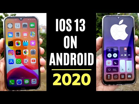 BEST IOS 13 LAUNCHER FOR ANDROID | INSTALL IOS 13 ON ANDROID