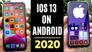 BEST iOS 13 LAUNCHER FOR ANDROID | INSTALL iOS 13 ON ANDROID screenshot 4