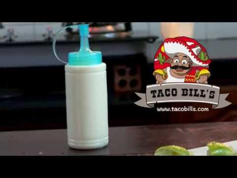 How To Make Mexican Sour Cream - TacoBill's (English)