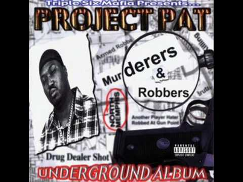 Project Pat - Ridin On Chrome (Feat. T-Rock)