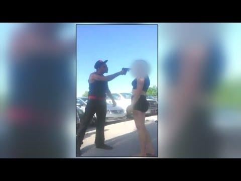 Man caught pistolwhipping woman at Albuquerque park
