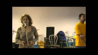 Выступление на вечере бардов: Nightwish - Sleeping Sun + бонус