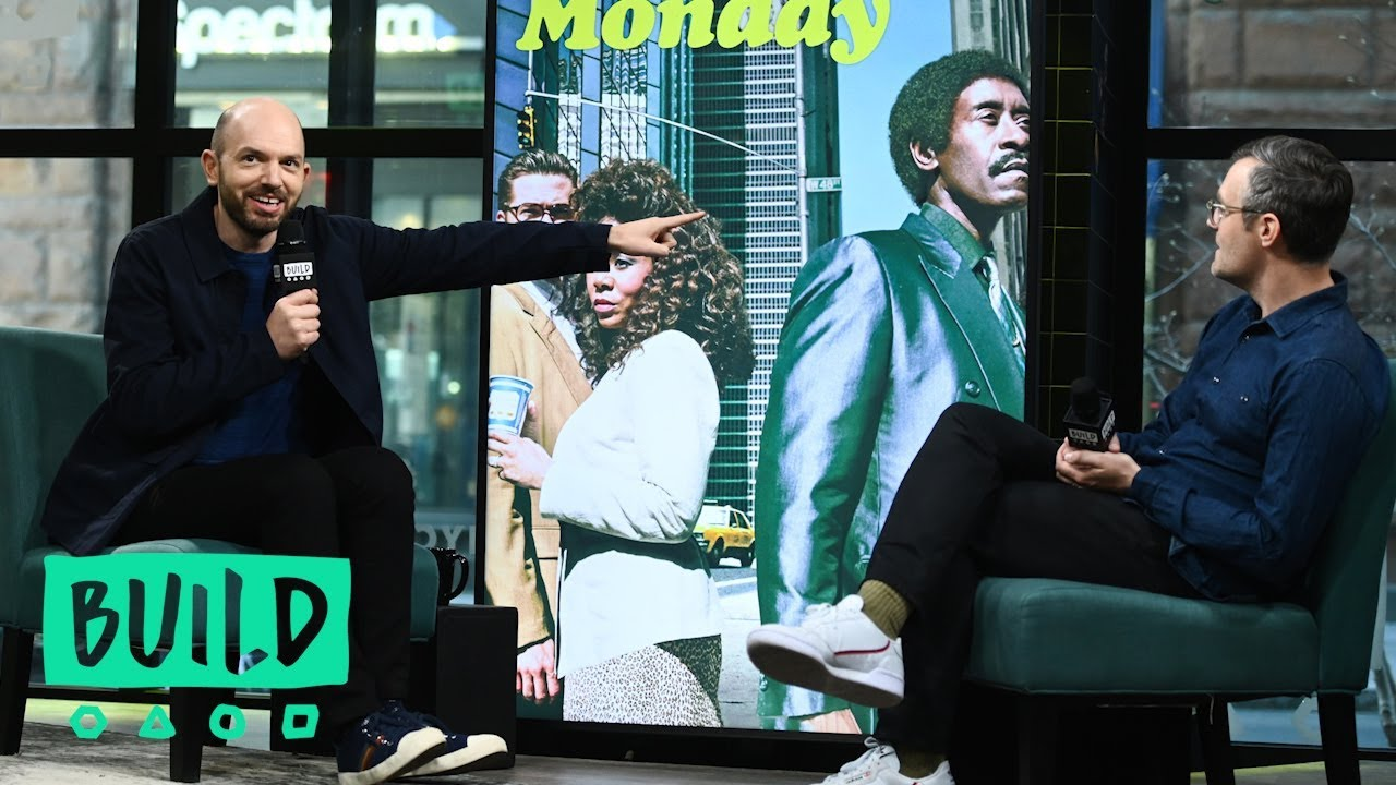 Paul Scheer Talks About The Showtime Series Black Monday Youtube