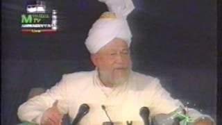 Jalsa Salana UK 1993 - Concluding Address by Hazrat Mirza Tahir Ahmad (rh)