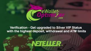 NETELLER Registration - Get instant Silver VIP and earn monthly Bonuses