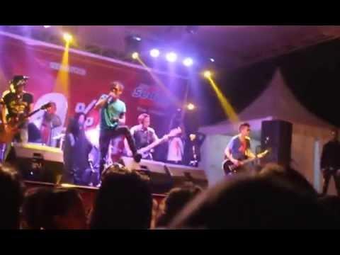 amora band live at cibitung  di guna guna cinta
