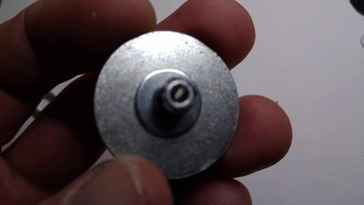 Diy/ Fidget Spinner Button/Cap