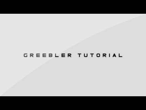 Tutorial - How to use Greebler [Cinema 4D Plugin]