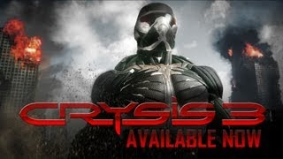 """Crysis 3 -- """"Suit Up"""" Launch Trailer (Extended Commercial)"""