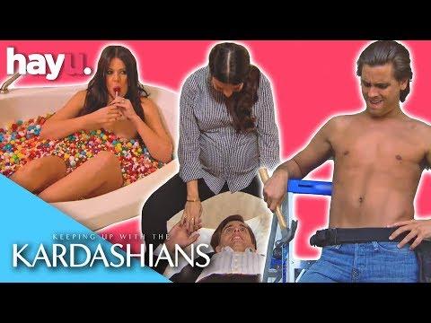 Flirting 101 With The Kardashians 💕 | Keeping Up With The Kardashians