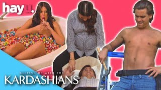 Flirting 101 With The Kardashians 💕 | Keeping Up With The Kardashians