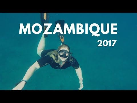 MOZAMBIQUE TRAVEL DIARY 2017/2018
