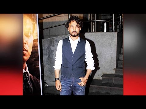 Inferno star Irrfan Khan is in love with...