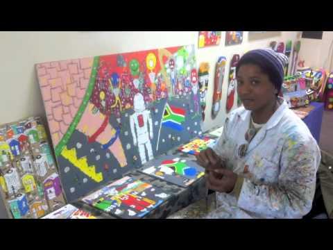 Bradley Michaels - Craft Art Workshop, Mossel Bay