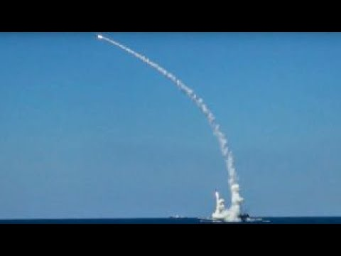 Russia launches cruise missiles at ISIS targets in Syria