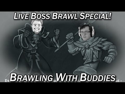 Live Boss Brawl Special! - Brawling with Buddies #84   Hearthstone