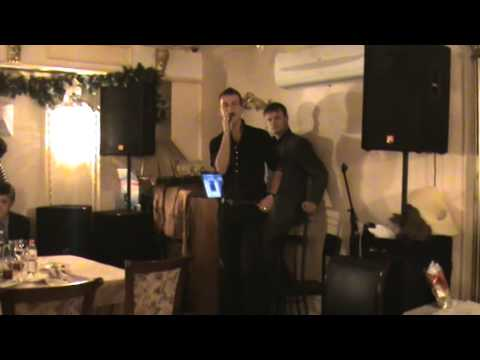 Александр Ривас - Ресторан (Лариса Долина cover)