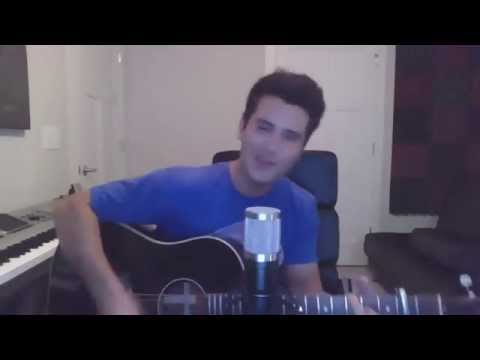 Sam Hunt - Leave The Night On (Brandon Chase Cover)