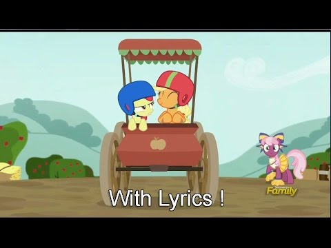 Derby Racers [With Lyrics] - My Little Pony Friendship is Magic Song