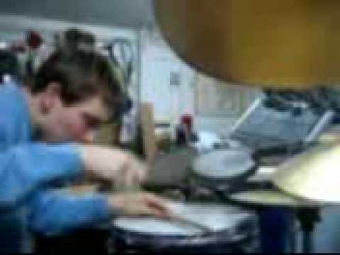 REGGAE GROUNDATION HERE I AM TRIBUTE 2009 DRUMS COVER