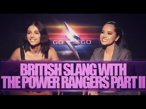 BRITISH SLANG W/ BECKY G & NAOMI SCOTT