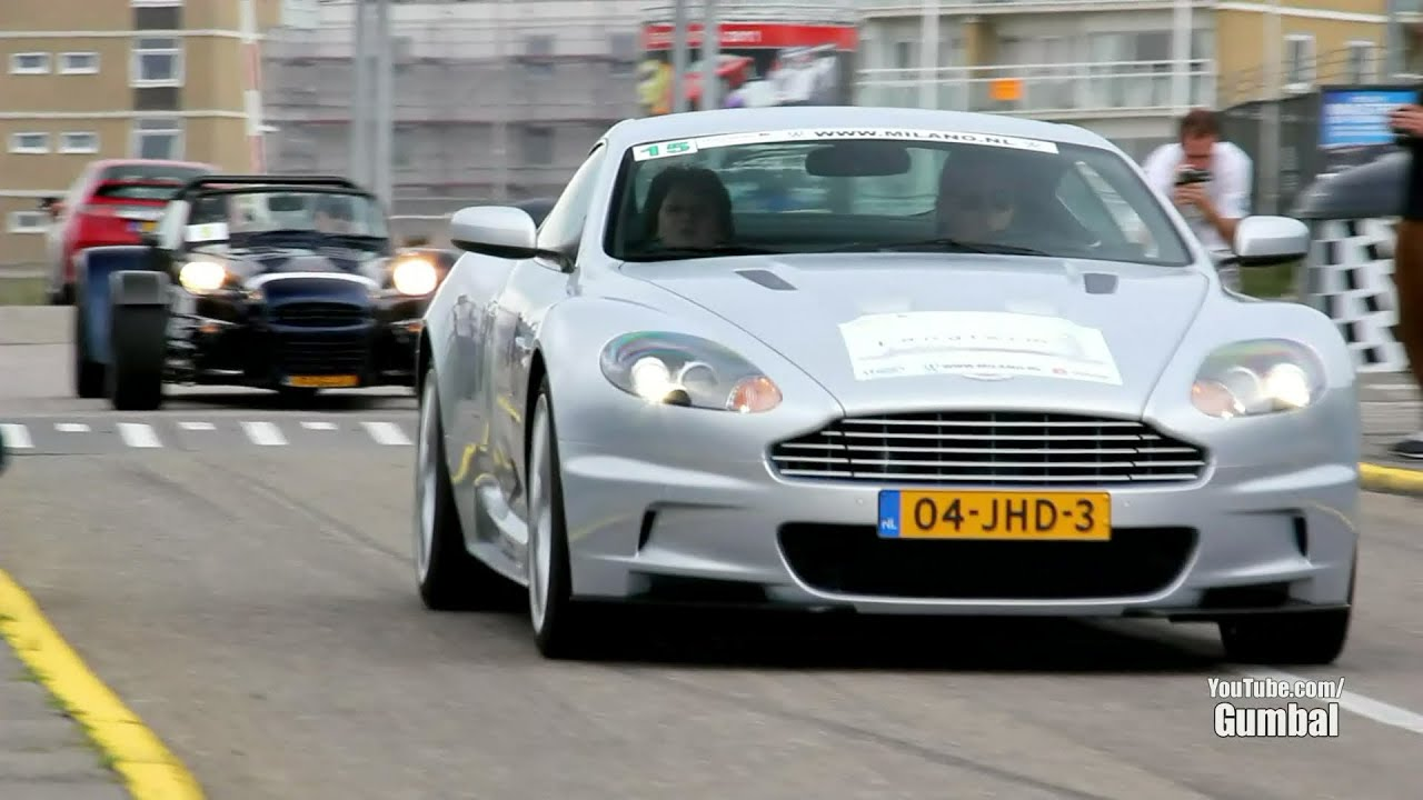 Aston Martin Sound Dbs Rapide V12 Vantage Db9 Volante V8 Vantage Youtube