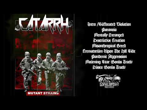 CATARRH - Destructive Creation