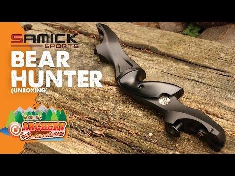 Samick Bear hunter ILF Riser unboxing