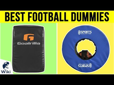 10 Best Football Dummies 2019