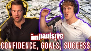 ACHIEVING CONFIDENCE, GOALS & SUCCESS WITH LEWIS HOWES - IMPAULSIVE EP. 16