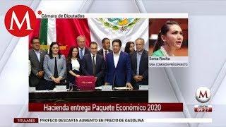 Hacienda Entrega Paquete Económico 2020: Sonia Rocha