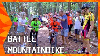LOODZWARE RACE IN HET BOS 🚴🏼‍♂️ | BATTLE MOUNTAINBIKE | ZAPPSPORT