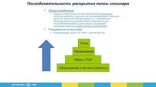 видео Планирование технического развития и организации производства