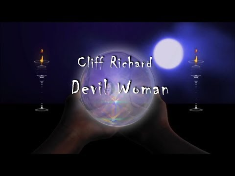 Cliff Richard  Devil Woman HD lyrics