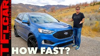 2019 Ford Edge ST: Top 10 Things You Need To Know!