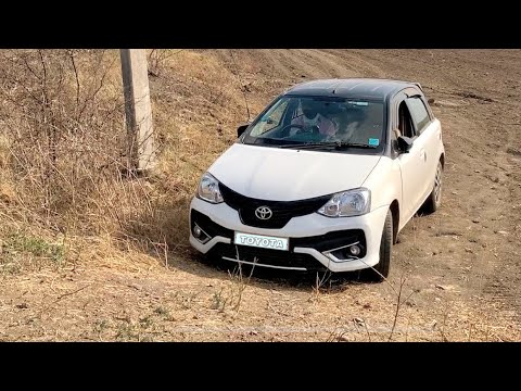 Going To My Village With My Toyota Etios Liva