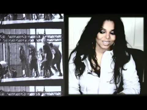 Janet Jackson - Official Make Me EPK