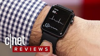 Kardia Band for Apple Watch hands-on