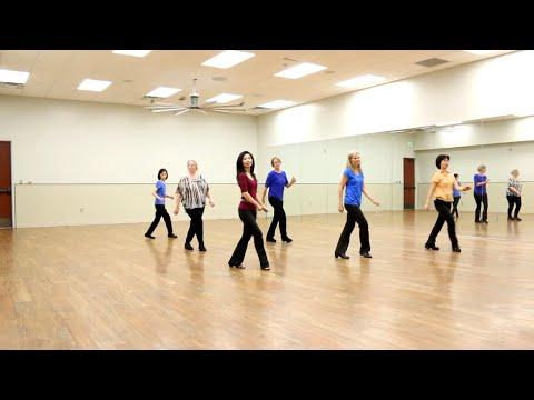 Dance Monkey - Line Dance (Dance & Teach in English & 中文)