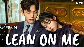 [Lyrics][MV]  10 Cm - Lean On Me (나의 어깨에 기대어요) Ost Hotel Del Luna (호텔델루나) Part 2 | UNOFFICIAL MV