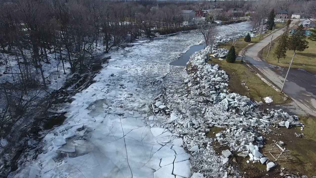 Great Chazy River part three  2-24-18