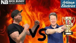 Artisan VS Bundy - Electricians