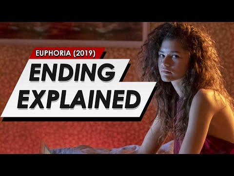 Euphoria: Season 1: Ending Explained Breakdown: What Really Happened To Rue   SPOILER REVIEW