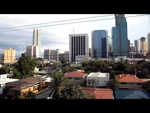 Salcedo and Bel-Air Village Skyline
