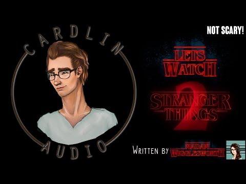 ASMR Roleplay: Lets watch Stranger Things (Season 2!) [Netflix Date Night] [Binge and cuddle]