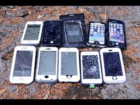 Top 10 Waterproof iPhone 6 Cases Test - Most Durable iPhone 6 Waterproof Case?